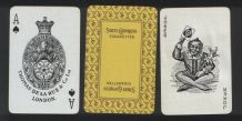 Collectable Advertising playing cards.State Express 555